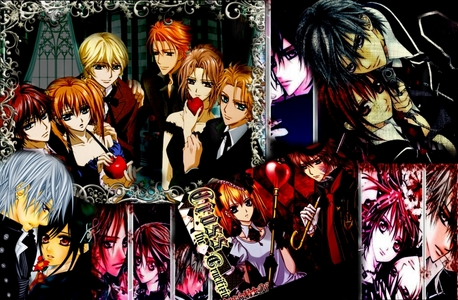 is vampire knight season 3 coming out?
