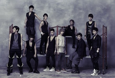 Whom do te like the most in super junior? And Why???