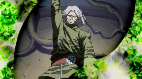 post an anime character who simply loves destruction