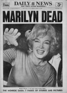 who killed marilyn monroe?