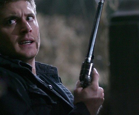 Post a pic of your actor holding a gun.