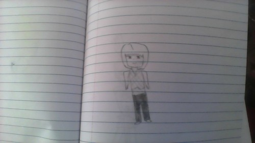 I was looking through some old drawings..