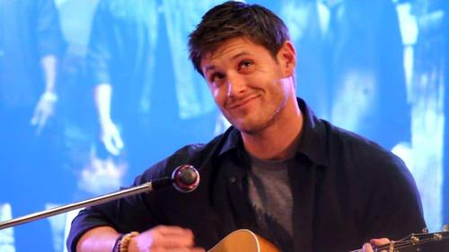 Post a pic of your actor with an incredibly cute expression :)