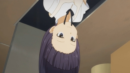 Post a character that's upside-down. - Anime Answers - Fanpop