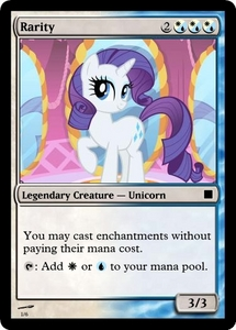 does anyone know about the My Little poney Friendship Is Magic Playing Card Game?