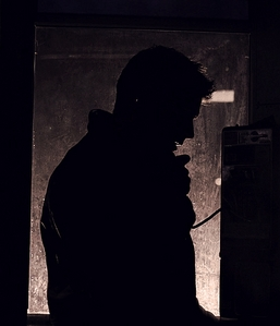 Post a pic of your actor's silhouette.