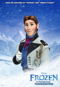 Post a pic of Hans and get a prop!