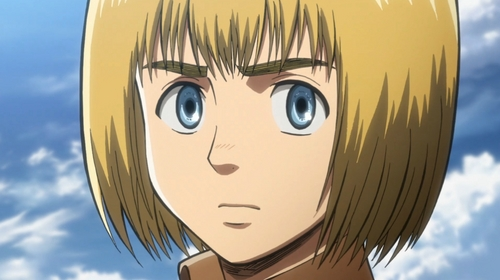 Is Armin is a girl または a boy?
