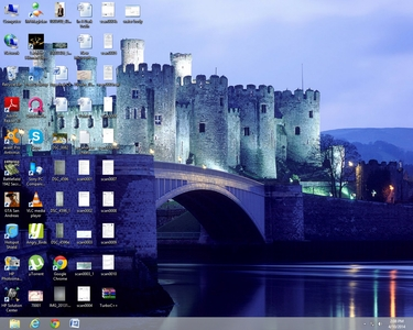 Post a pic of your Desktop