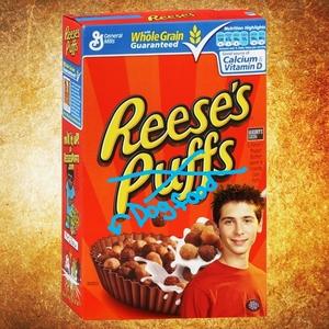 What's your kegemaran cereal?