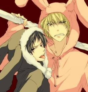 Post a anime Easter Pic