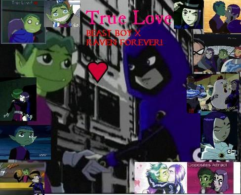 If they made a season 6 of Teen Titans do toi think they will make Raven and Beast Boy a couple?