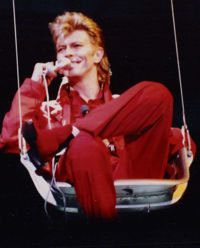 Does anyone find Bowie sexy?