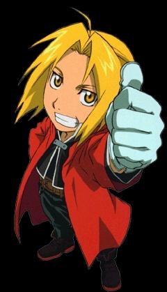 inayopendelewa Fullmetal Alchemist character?