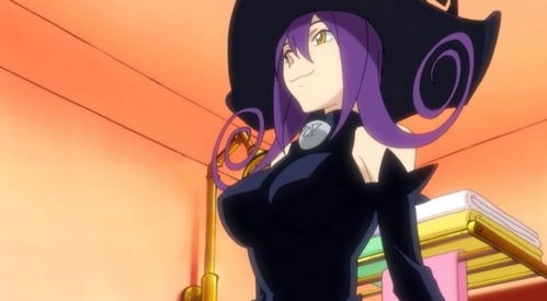 post an anime witch