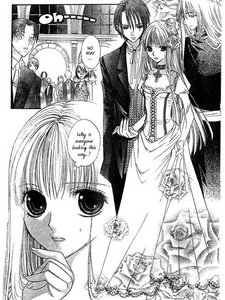 Do u guys know the titel of this manga? I've read it way back then but I can't remember the story and the titel :3 but I think the long-haired guy in this pic is somewhat the girl's stylist. Plss help :) thank u ^^