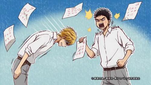 Post a pic of an Anime character who failed in his / her school oder college exams.......!!!!