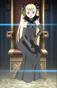 Post a female character who is a vampire