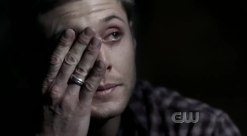 Post a pic of your actor crying :'(