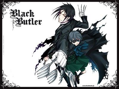I like Black Butler/Kuroshitsuji and I am a male