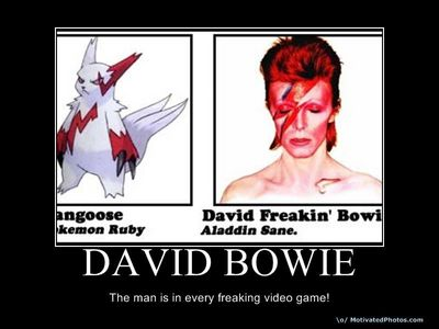 Post a meme pic of Bowie.