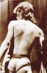 Post BOWIE from behind.