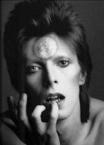 Post a nickname for Bowie.