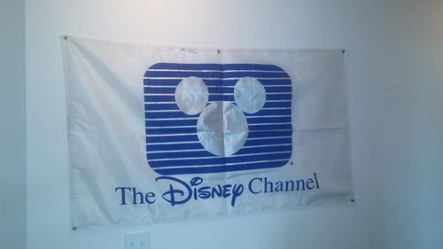 Classic Disney channel Advertising