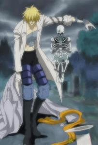 post an アニメ character who あなた find creepy