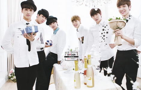 Which 3 VIXX Members would wewe Date, Marry, au stay Just Marafiki with?