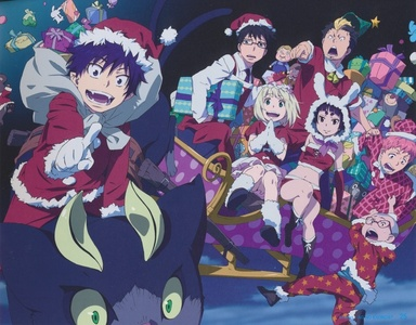 Picture of Blue Exorcist
