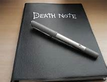 Death Note: If u had a deathnote, who would u kill & why. Also how would u do it and where?