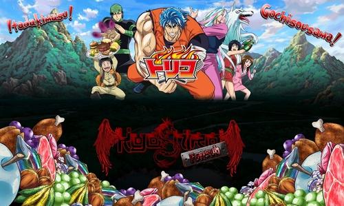 Post your tuktok 5 all-time paborito anime series