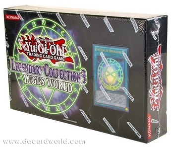 Has any one bought legendary collection 3 Yugi's world
