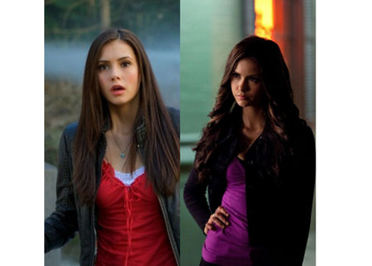 why Katherine and Elena look the same