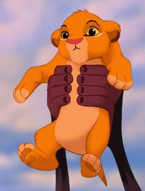 "I know this câu hỏi is as old as lion king itself but did bạn think that ""fluffy"" was a boy hoặc a girl?"