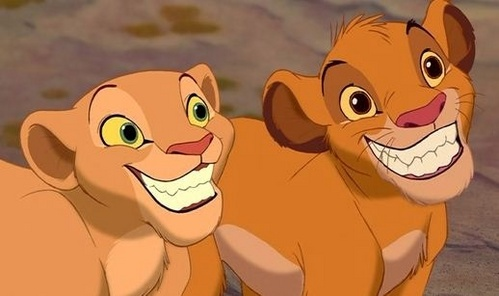 Do bạn wish we could have seen thêm of Simba and Nala as cubs?
