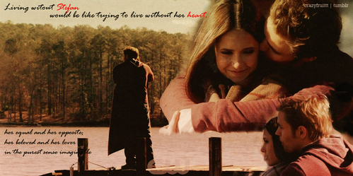 Will Stelena be endgame in The Vampire Diaries TV show? Dying to know.