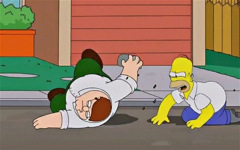 Medium Family Guy کوئز Simpsons Wanted A کوئز But I Wont. (Look at the picture) 10 سوال