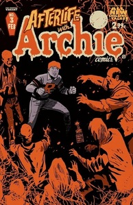 Will anda check out my fan pop club afterlife with archie, Archie and his pals try to survive in a zombie apocalypse