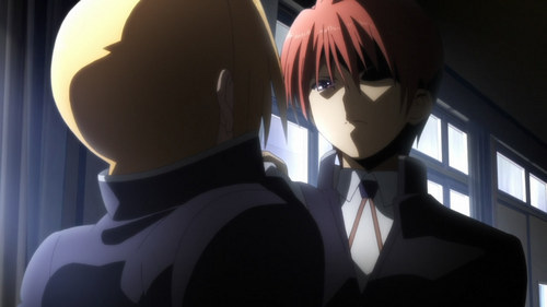 What is your understanding of Otonashi's role in the Afterlife?