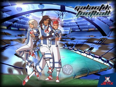 What is the first anime tu ever saw?My first anime was galactic football.