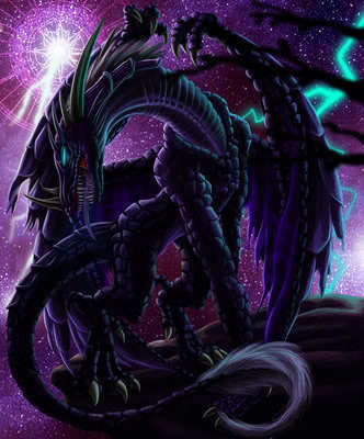 What are some great Darkness Dragon names?