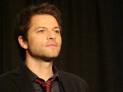 Today is Misha Collins' birthday! Post a picture of him!