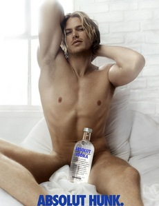 Post an actor shirtless.