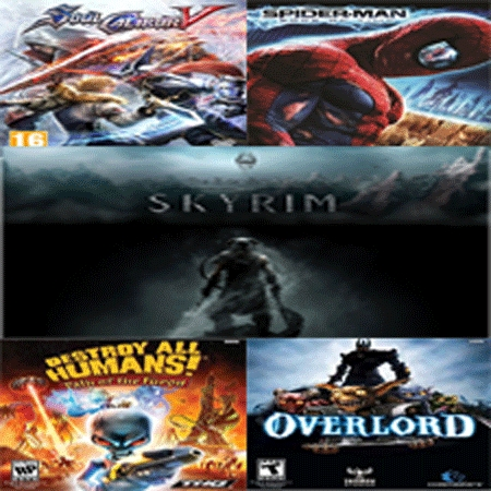 In the near future if filmmakers would make a movie from a video game, which game/games would wewe like to see as a movie?