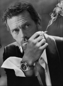 Post a pic of an actor smoking.
