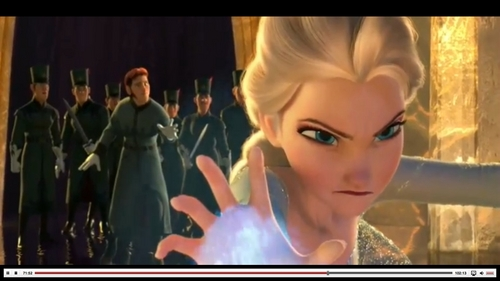 IfAnna Got Married To Hans Would Elsa Eat hans ?