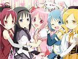 Any of te know Anime name about Mahou Shoujo Madoka Magica? If do,please lista out your favourite character and reason for your answer,thanks!