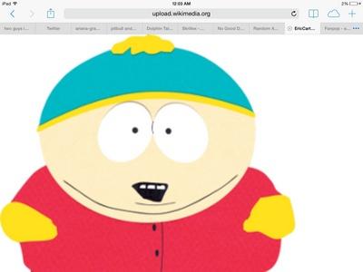Who is your preferito character on South Park